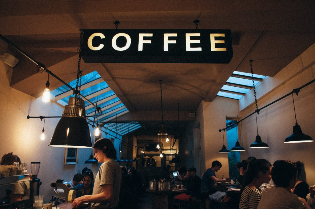 coffee shop- coffee-