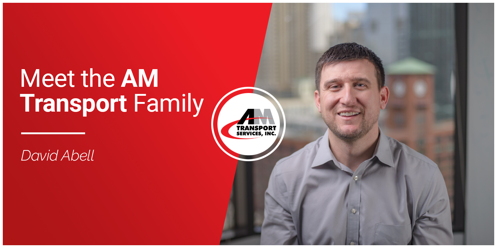 Picture of David Abell--Meet the AM Transport Family, David Abell