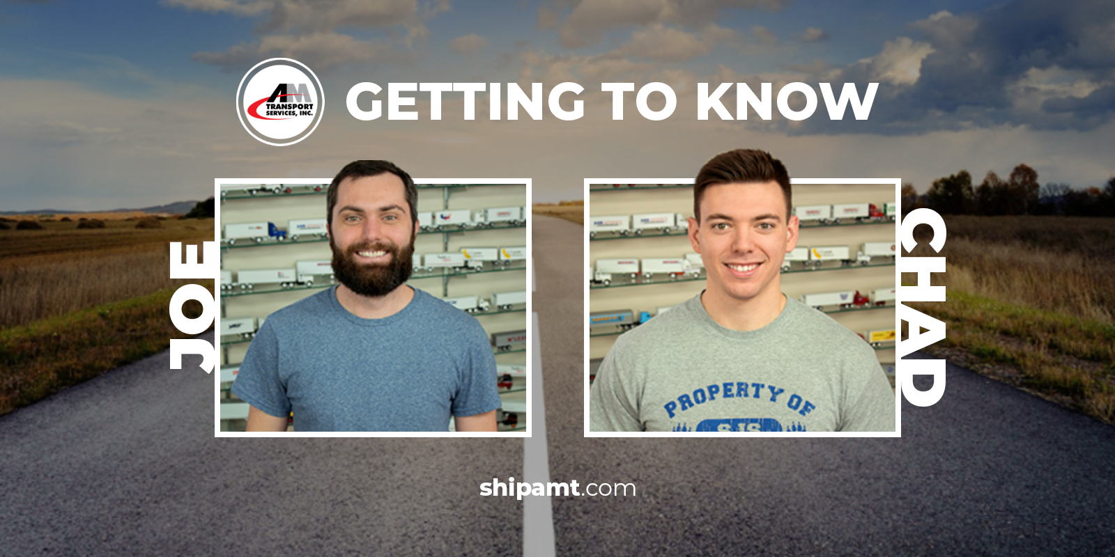 Getting to Know Joe Eagleson and Chad Martin