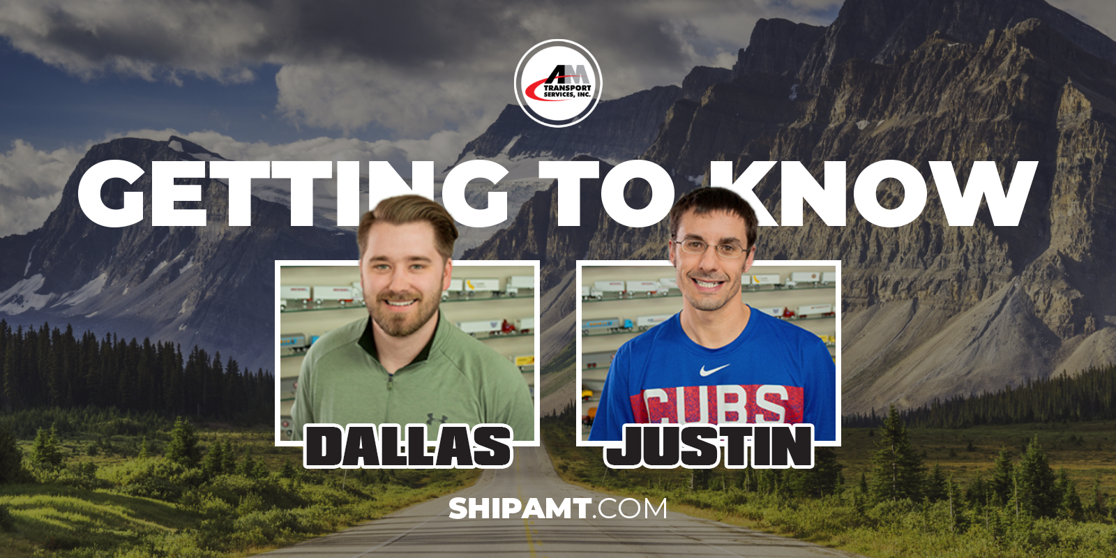 Getting to Know Dallas Racklin and Justin Hatten