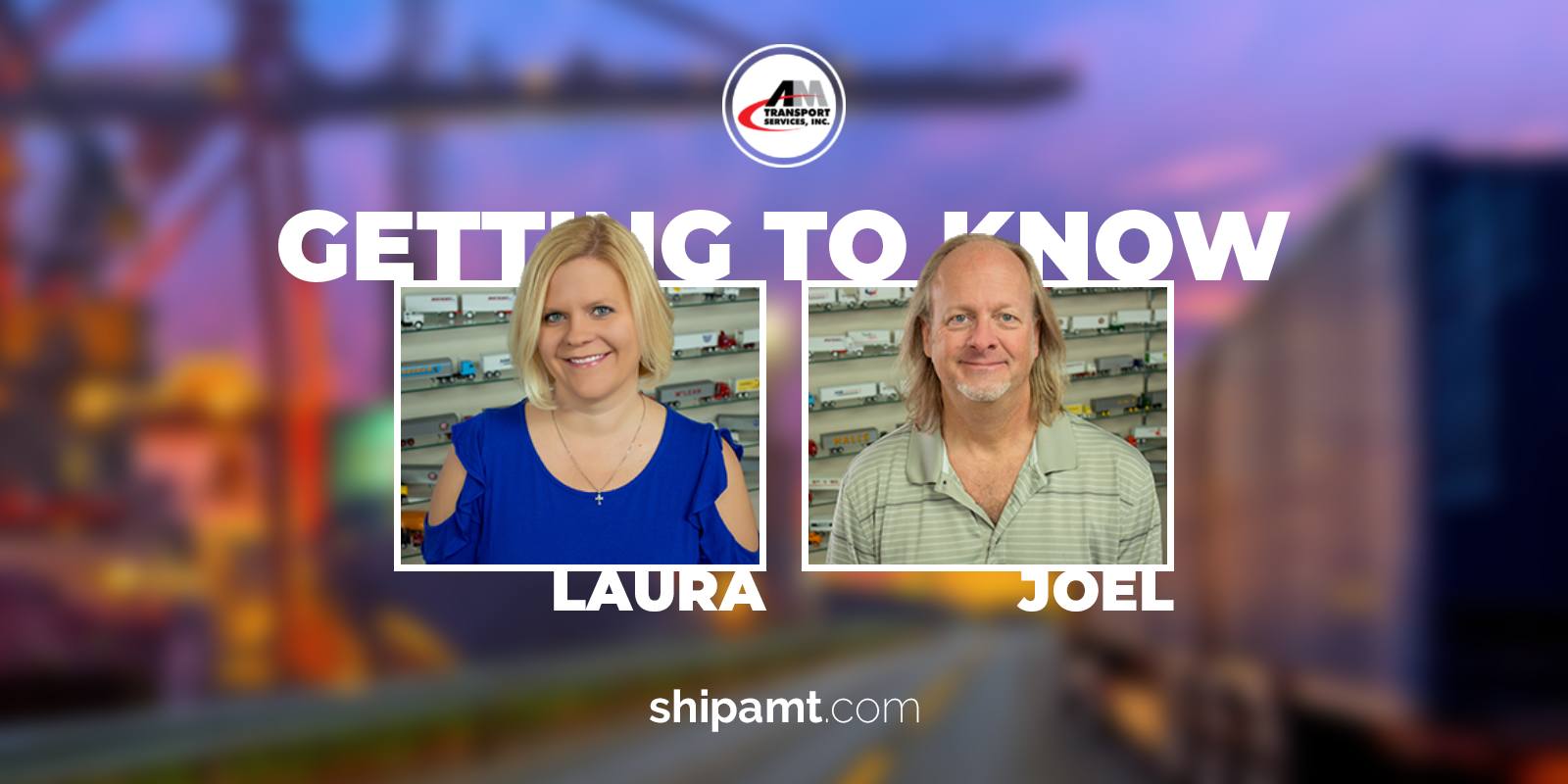 Getting to Know Laura and Joel