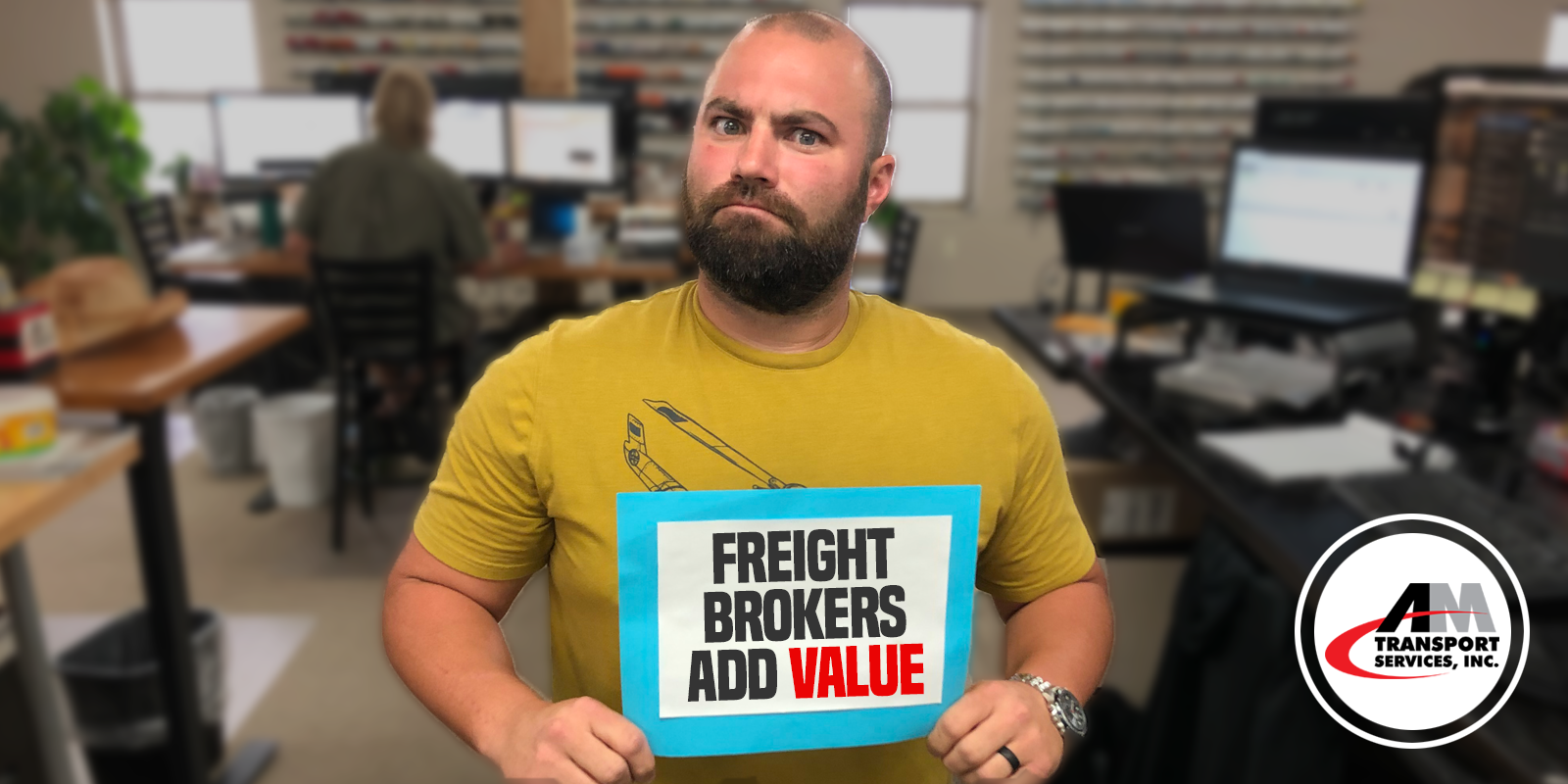 Freight Brokers Add Value