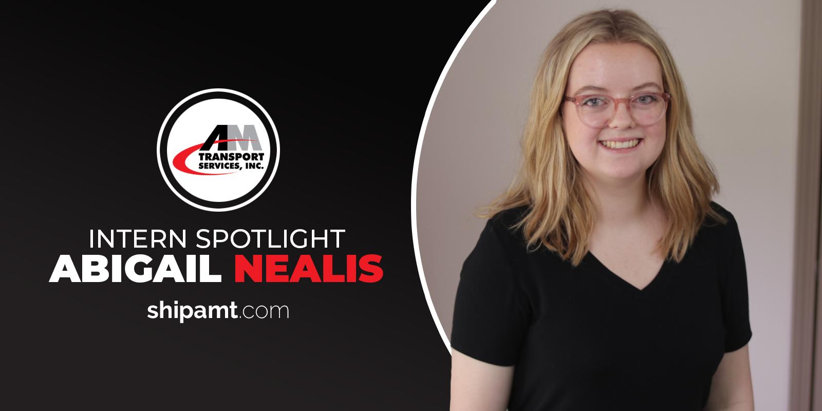 Intern Spotlight: Abigail Nealis