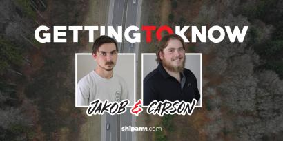 Jakob Boulb and Carson Scherer