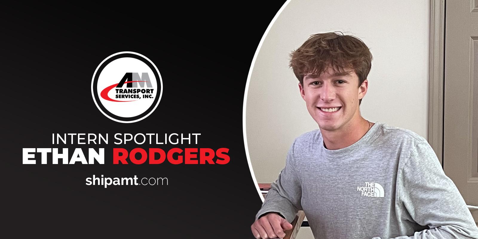 Intern Spotlight: Ethan Rodgers