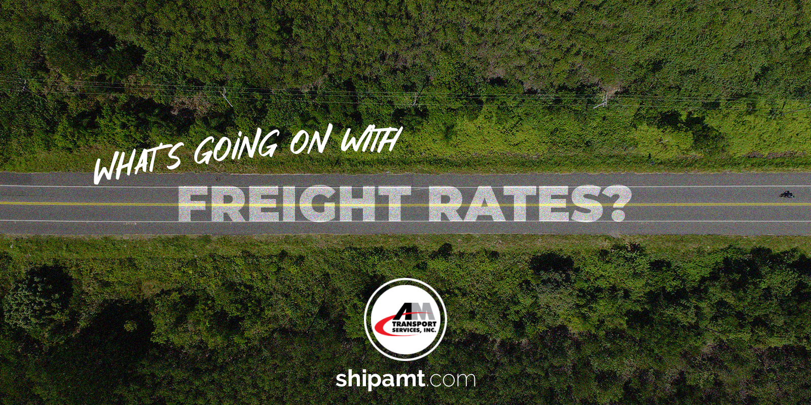 What's going on with high freight rates?